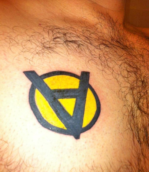 Voluntaryist Tattoo