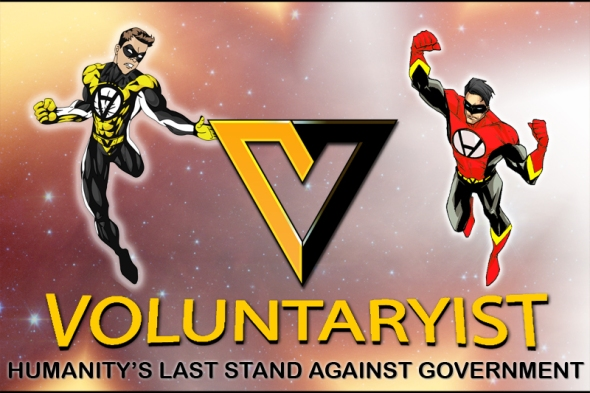 Voluntaryist In Space