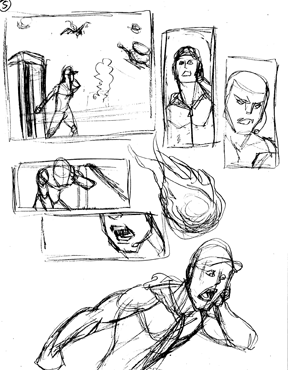 Demo Page Storyboard