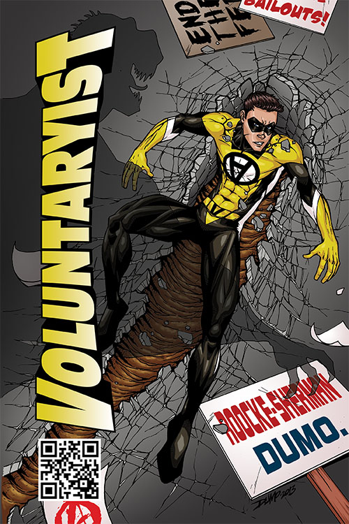 Front Cover - Voluntaryist