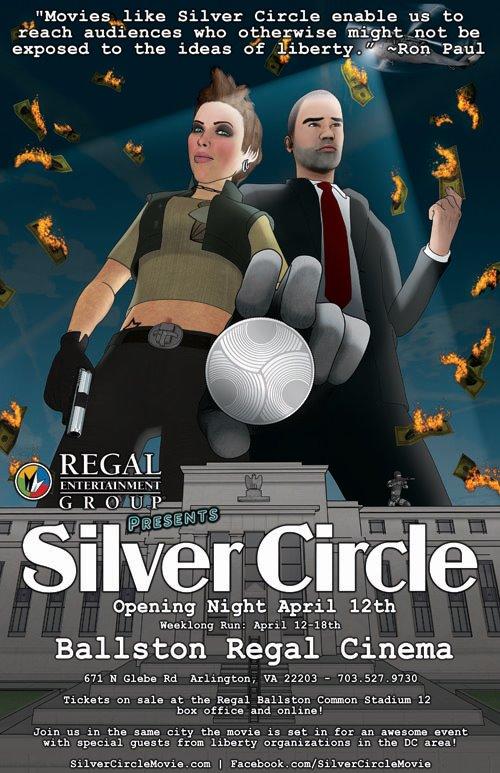 Silver Circle Movie D.C.