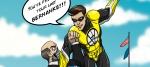 Cyborg Bernanke