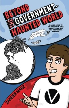 Zander Mars Novel Cover