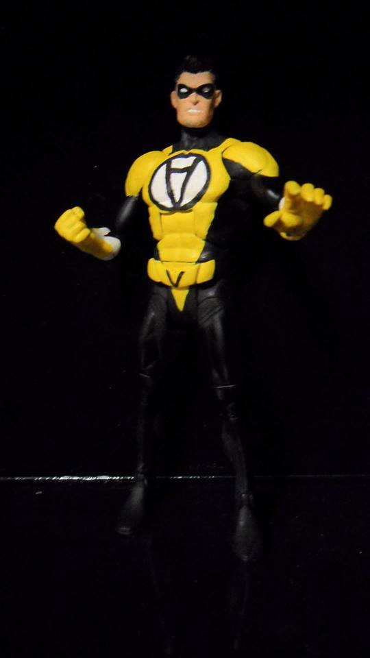 Early Voluntaryist Prototype Figure