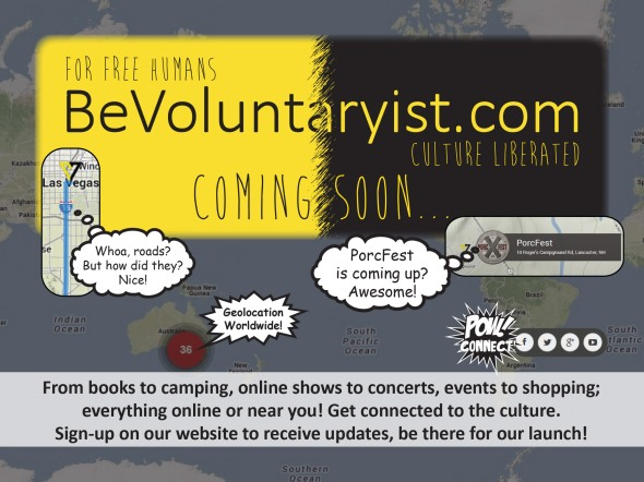 BeVoluntaryist.com - Voluntaryist Comic Ad 2