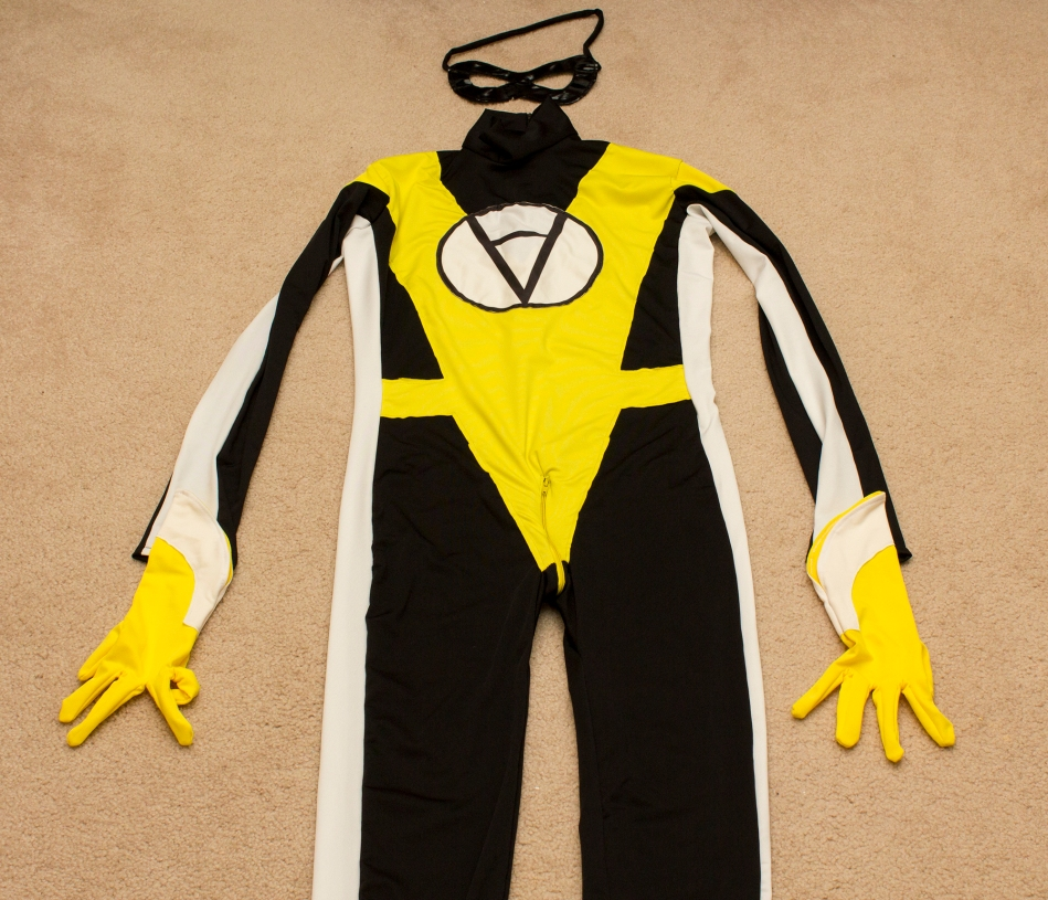 Voluntaryist Zentai Costume 1
