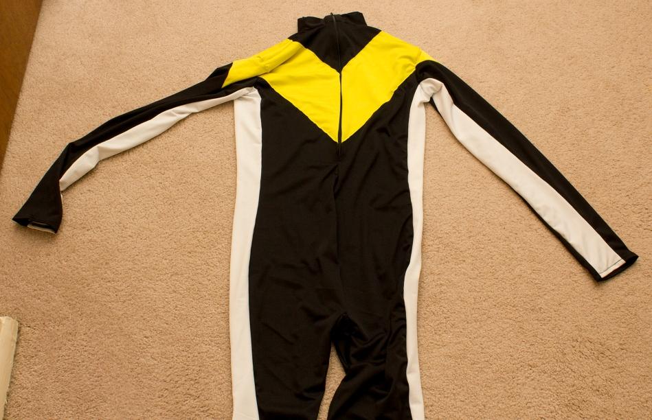 Voluntaryist Zentai Costume 3