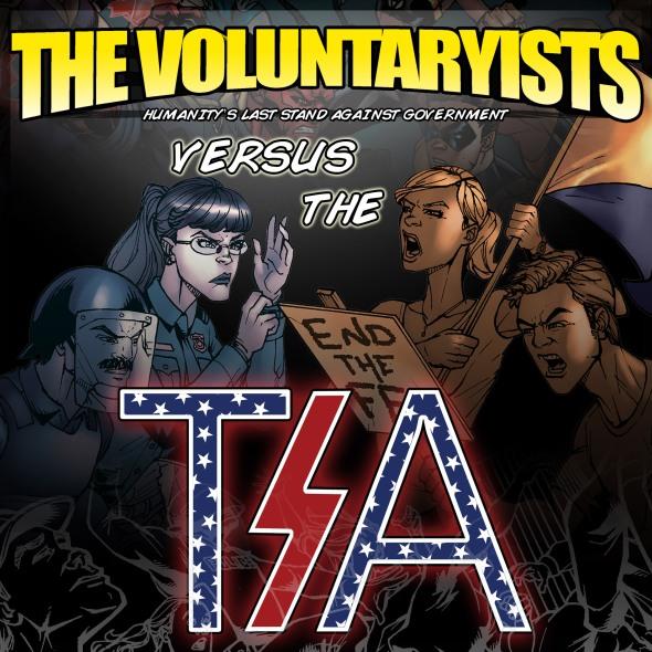 Voluntaryists versus the TSA Promo Banner