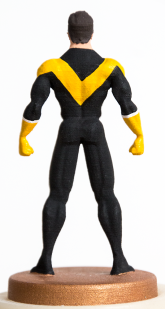 3D Printed Action Figure Voluntaryist 7
