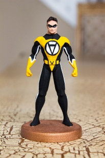3D Printed Action Figure Voluntaryist 2