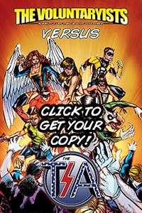 Comic Advertisement Voluntaryists Versus the TSA 200x300