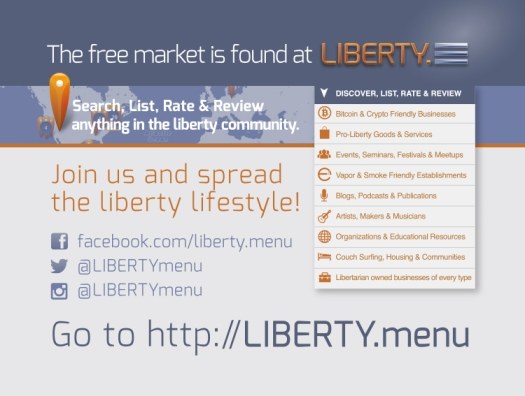 Liberty.menu Blog Post WordPress