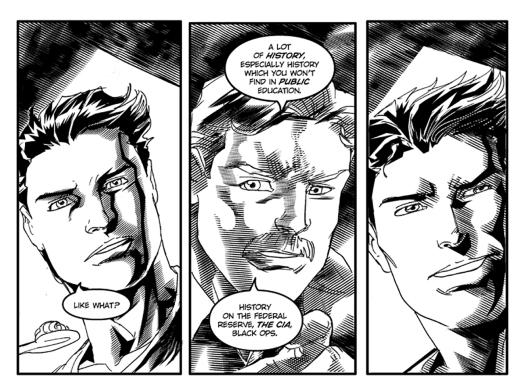 Voluntaryist Origins Comic Sneak peek 3