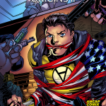 Voluntaryist Origins II Comic Cover