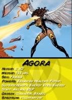 Agora Character Card