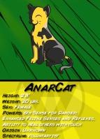AnarCat Character Card