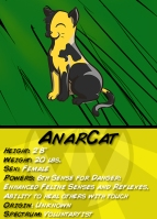AnarCat Character Card