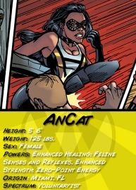Ancat Character Card