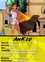 AnKid Character Card