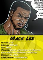 Mack Lee Card