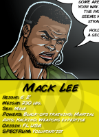 Mack Lee Card