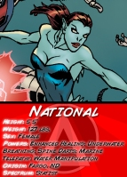 National Character Card v2