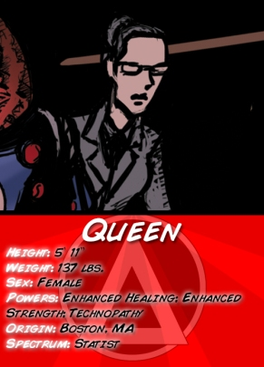 Queen Character Card v2