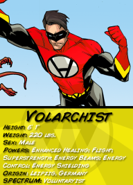 Volarchist Character Card