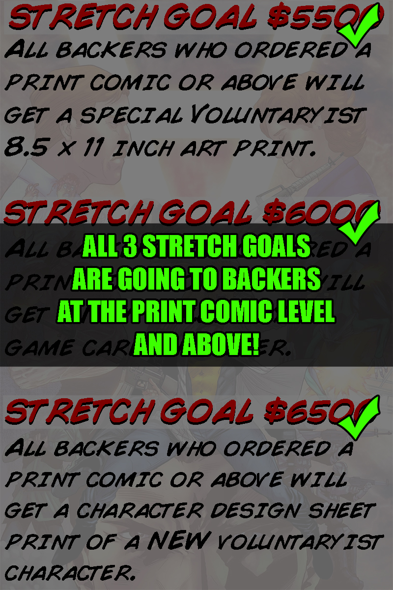 stretch goals all unlocked voluntaryist origins III