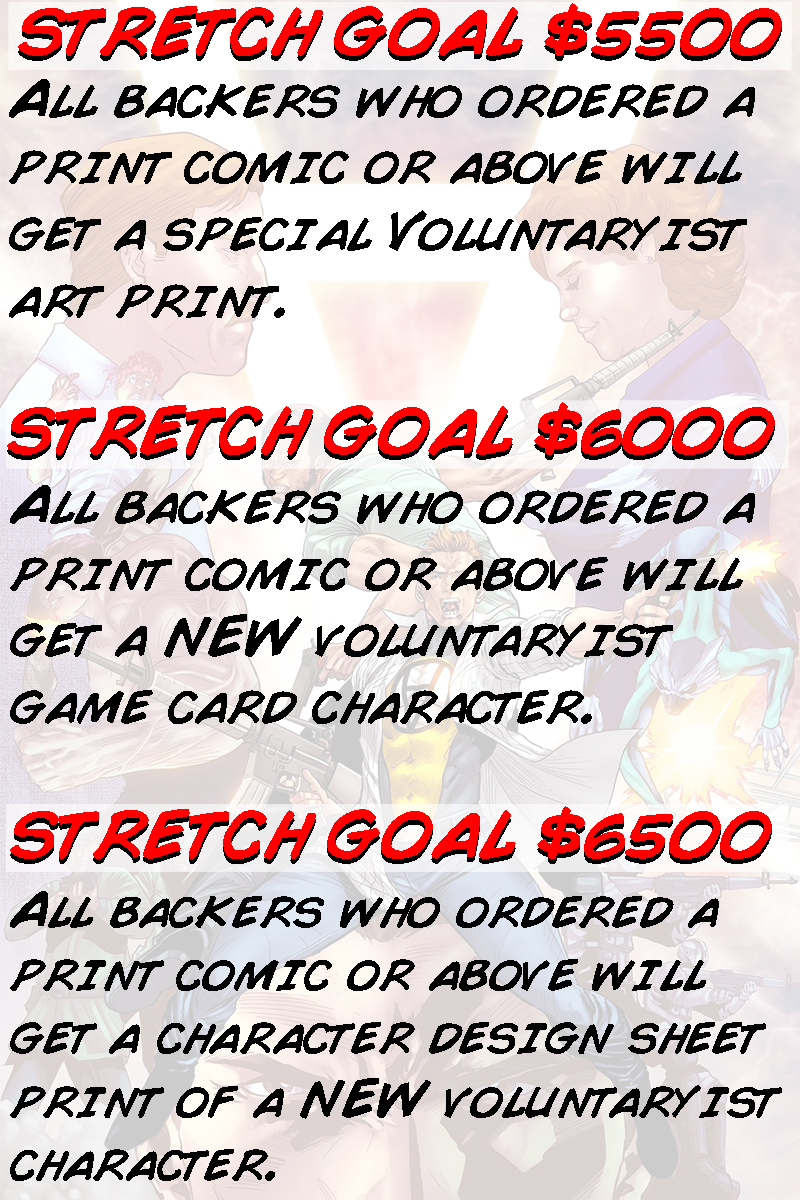 stretch goals voluntaryist origins III web